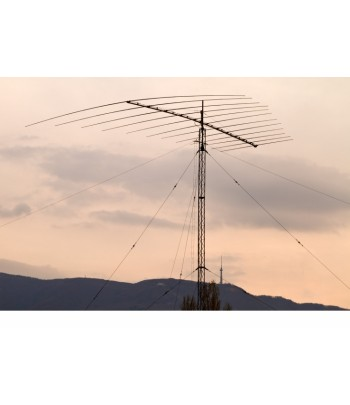 HF log-periodic antenna LS86