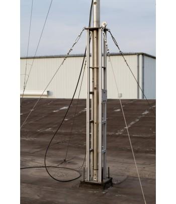 STV8 Mast telescopico per...