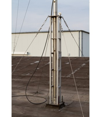 STV10 Mast telescopico per...