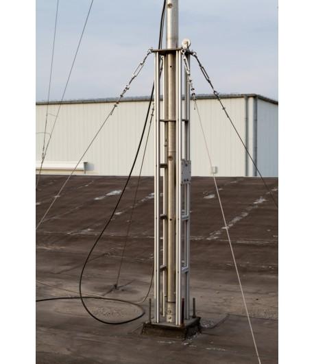 STV10 Mast telescopico per antenne