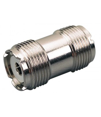 Adattatore UHF-UHF teflon
