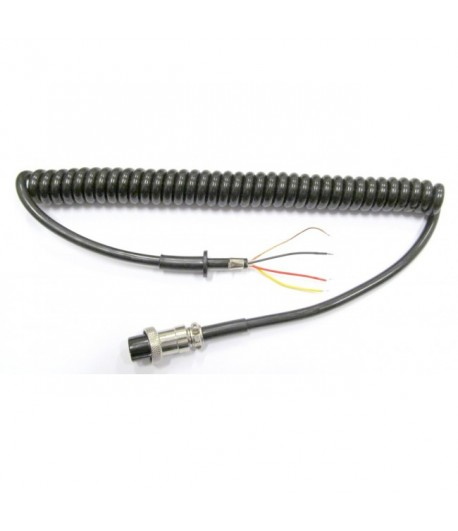 Connettore micro 4 poli con cavo