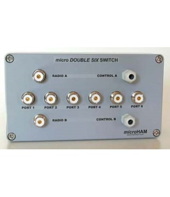 micro DOUBLE SIX SWITCH