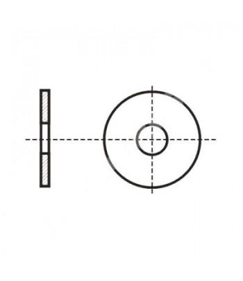 Rondella grande, DIN 440