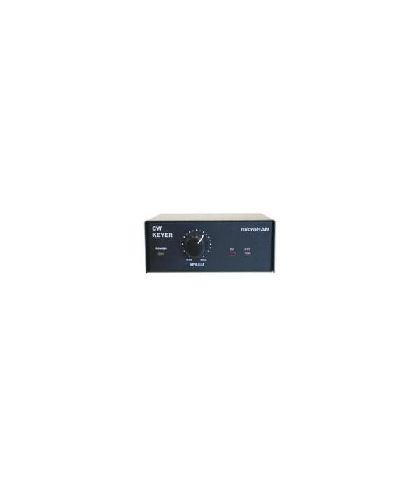 Intefaccia radio/PC USB keyer CW