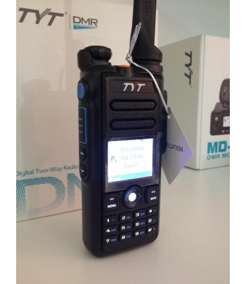 MD-2017 GPS VHF/UHF