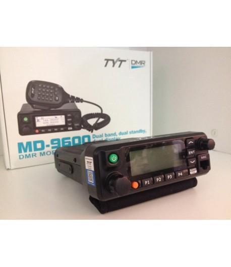 MD-9600 GPS VHF/UHF