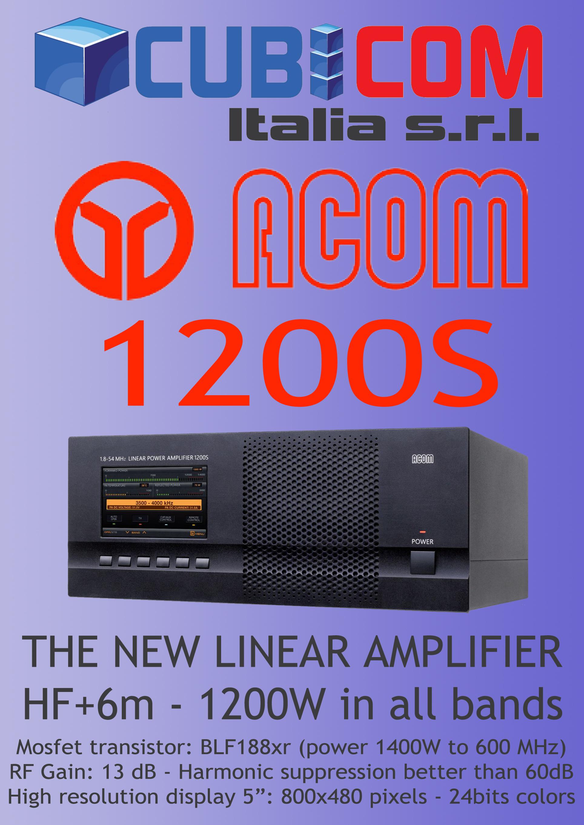 ACOM 1200S