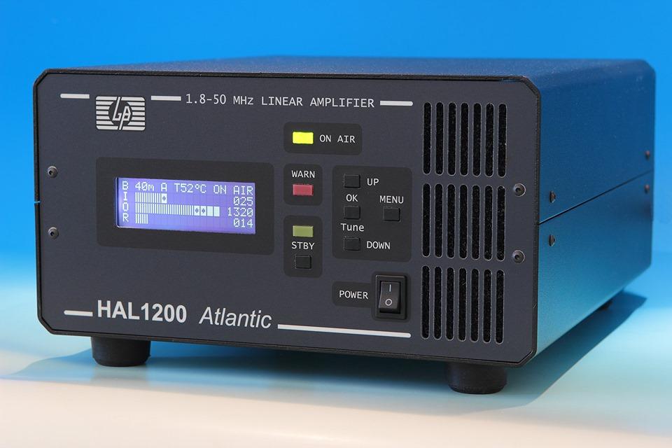 Amplificatore HF HAL 1200