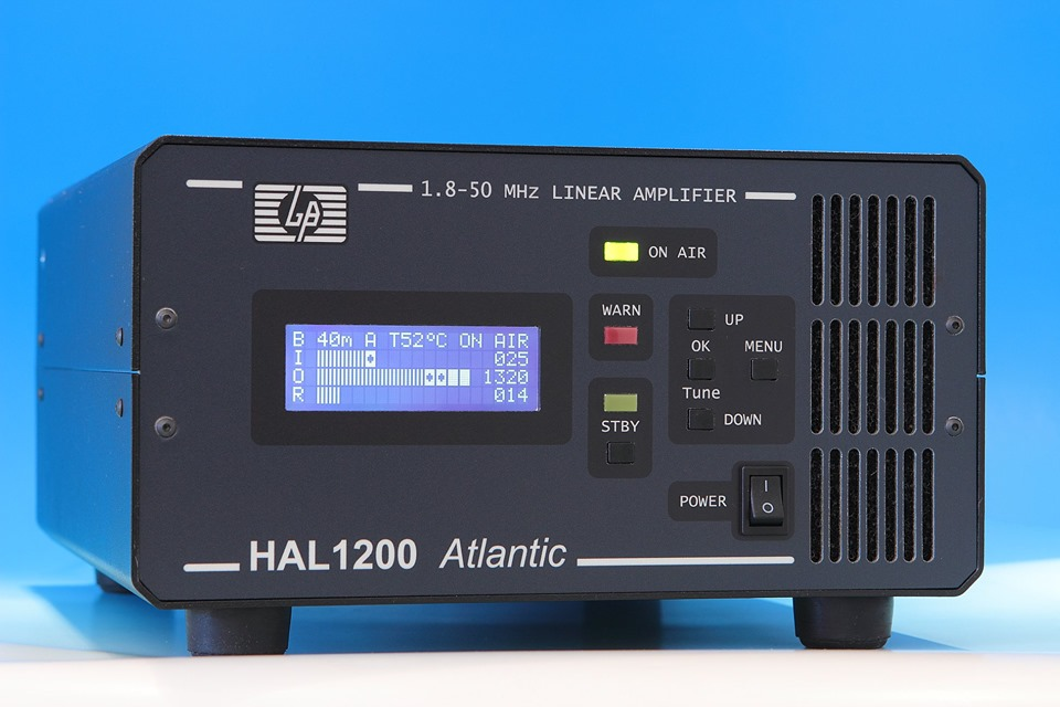Amplificatore RF HAL 1200 -1