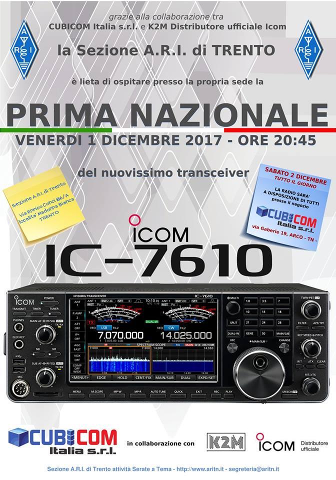 Prima IC-7610